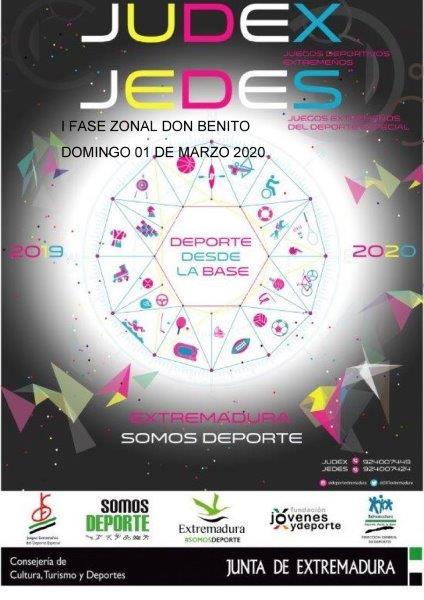JUDEX 2020 Jornada 1 - Don Benito